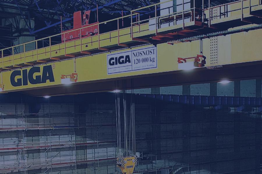 Cover - Převzali jsme správu IT <br> ve společnosti GIGA